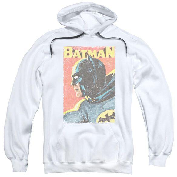 Batman Classic Tv Vintman Adult Pull Over Hoodie