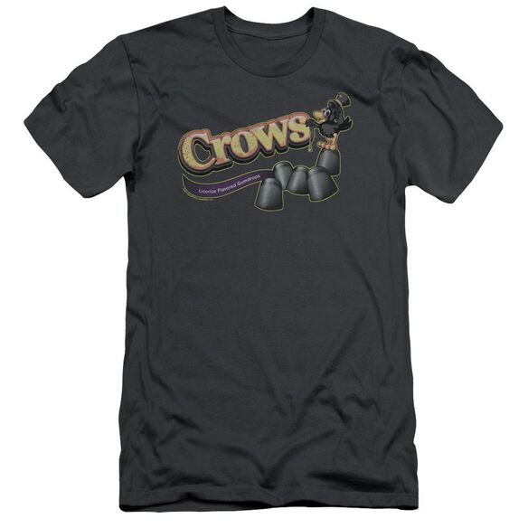 Tootise Roll Crows Short Sleeve Adult T-Shirt