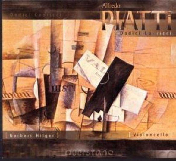 Piatti/ Hilger - Duodici Caprici Op. 25