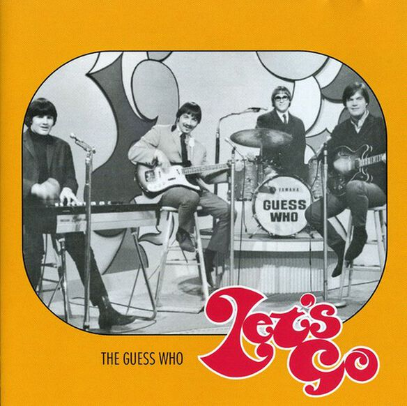 The Guess Who - Lets Go