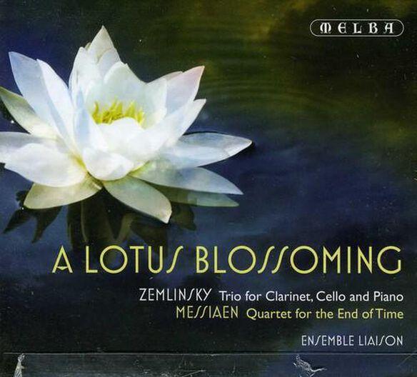 Lotus Blossoming Zemlinsky/Messiaen (Uk)