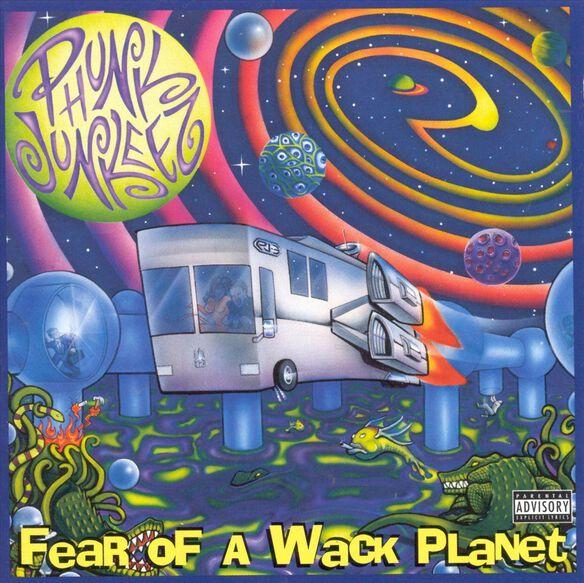 Fear Of A Wack Planet 798