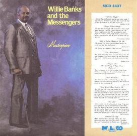 Willie Banks & the Messengers - Masterpiece