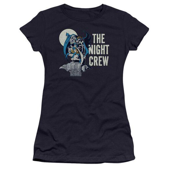 Dc Night Crew Premium Bella Junior Sheer Jersey
