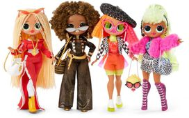 L.O.L. Surprise! - O.M.G. Fashion Doll [Style May Vary]