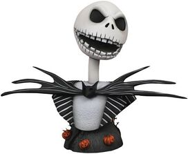 Diamond Select: Nightmare Before Christmas - Jack Skellington bust