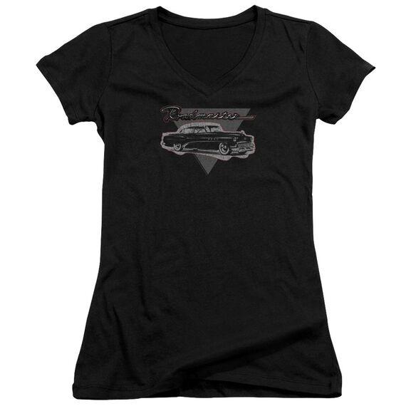 Buick 1952 Roadmaster Junior V Neck T-Shirt