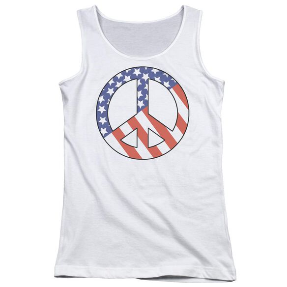 Patriot Peace Juniors Tank Top