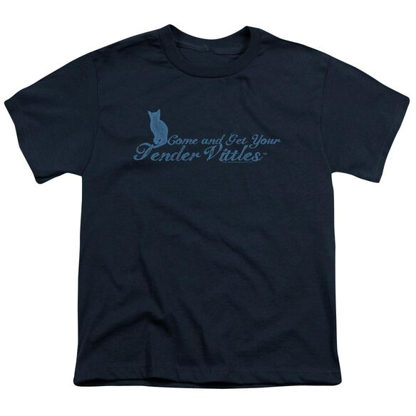 Tender Vittles Come And Get Em Short Sleeve Youth T-Shirt