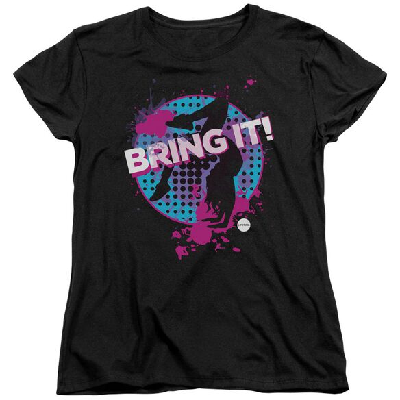 Bring It Bring It Short Sleeve Womens Tee T-Shirt
