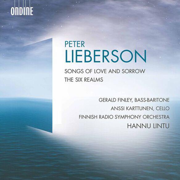 Lieberson/ Finley/ Lintu - Songs of Love & Sorrow