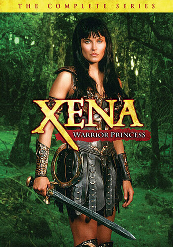 Xena: Warrior Princess: The Complete Series