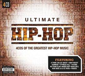 Various Artists - Ultimate Hip-Hop / Various