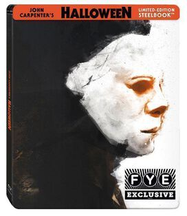 Halloween (1978) [Exclusive Limited Edition Blu-ray Steelbook]