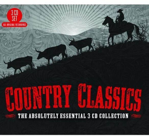 Various Artists - Country Classics: The Absolutely Essential 3CD Col