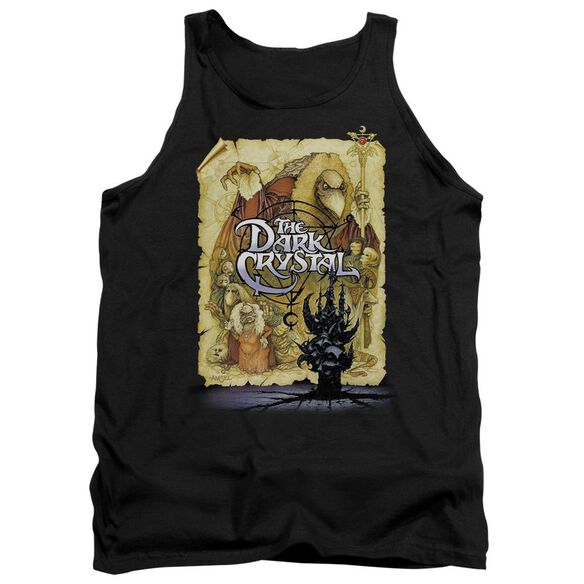 Dark Crystal Poster Adult Tank