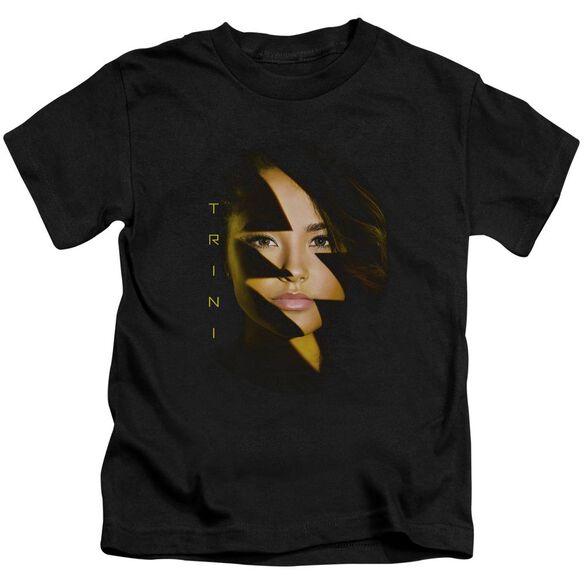 Power Rangers Trini Bolt Short Sleeve Juvenile T-Shirt