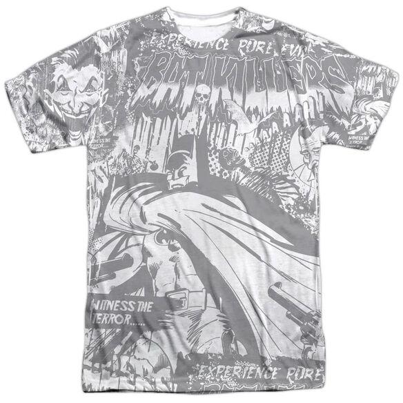 Batman Bat Killers Short Sleeve Adult 100% Poly Crew T-Shirt