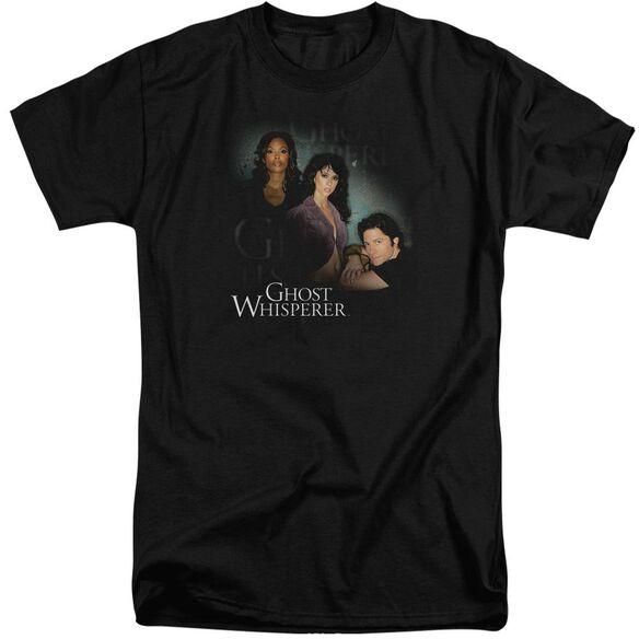 GHOST WHISPERER DIAGONAL CAST-S/S T-Shirt