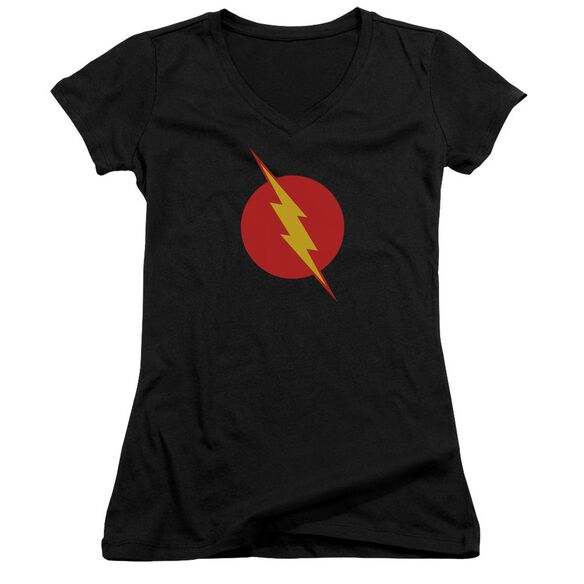 Jla Reverse Flash Junior V Neck T-Shirt