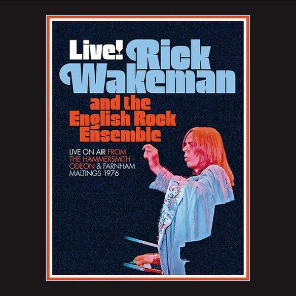 Rick Wakeman - Live On The Radio