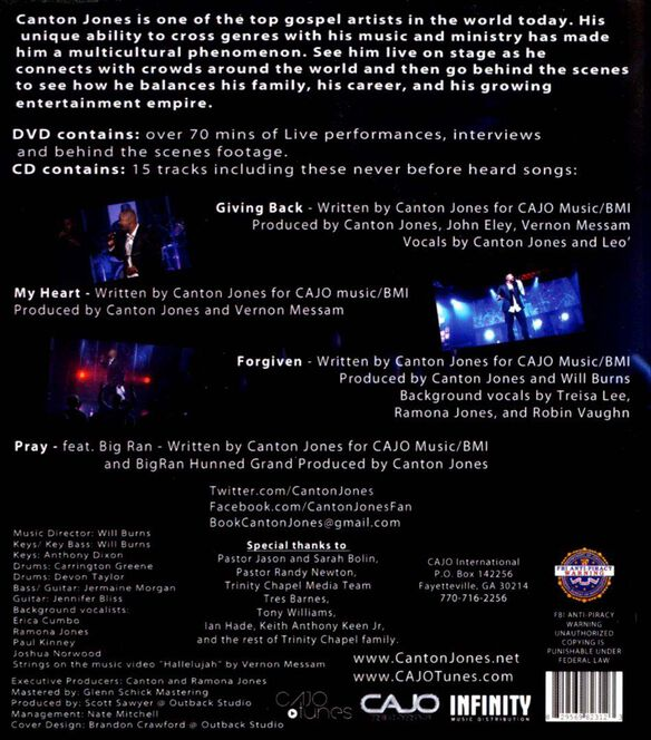 Live Experience (W/Dvd)