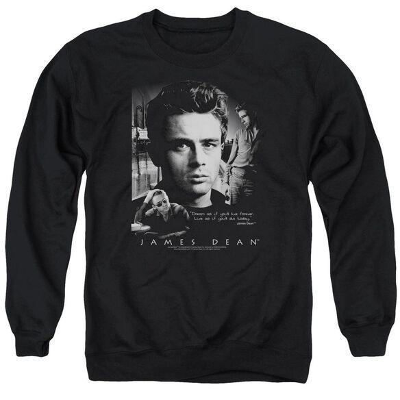 Dean Dream Live Adult Crewneck Sweatshirt