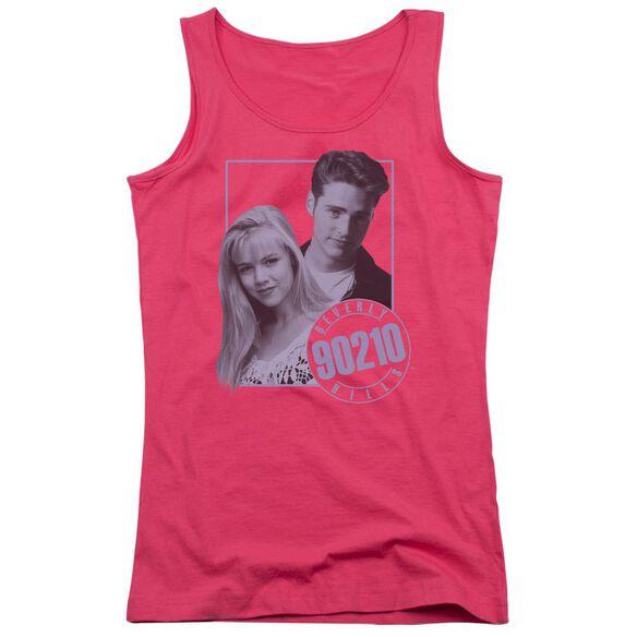 90210 Brandon & Kelly Juniors Tank Top Hot