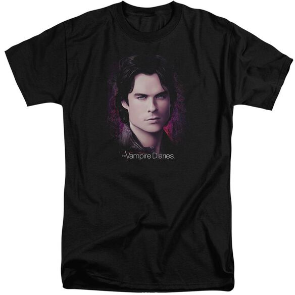Vampire Diaries Compelling Short Sleeve Adult Tall T-Shirt