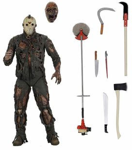 Friday the 13th Ultimate Part 7 (New Blood) Jason