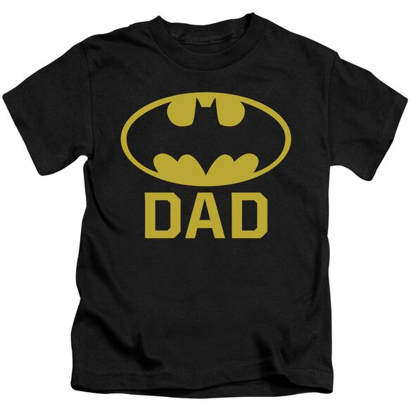 Batman Bat Dad Short Sleeve Juvenile T-Shirt