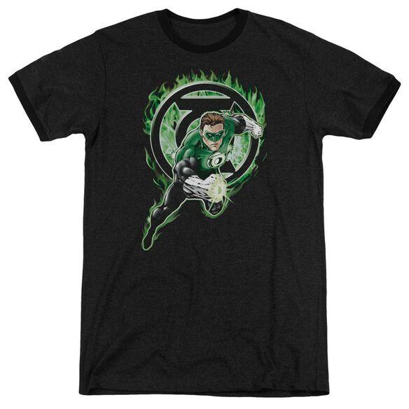 Green Lantern Space Cop Adult Heather Ringer