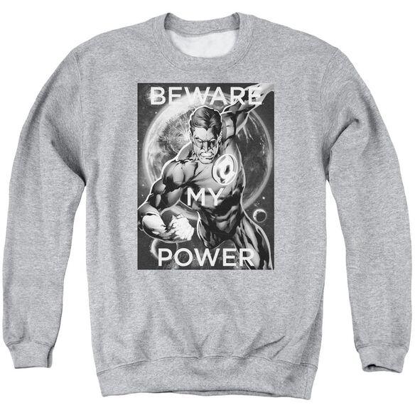Dc Power Adult Crewneck Sweatshirt Athletic