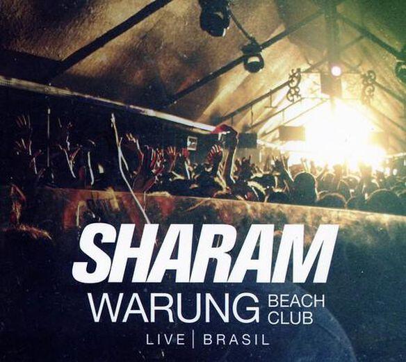 Warung Beach Club Brasil: Live