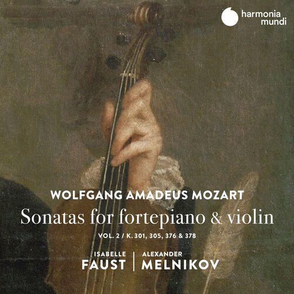 Isabelle Faust - Mozart: Sonatas for Fortepiano & Violin Vol.2