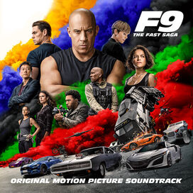 Various Artists - F9: The Fast Saga (Orignal Motion Picture Soundtrack)