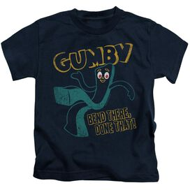 Gumby Bend There Short Sleeve Juvenile T-Shirt