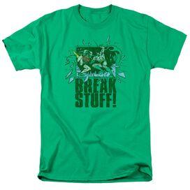 DC BREAK STUFF - S/S ADULT 18/1 - ROYAL T-Shirt