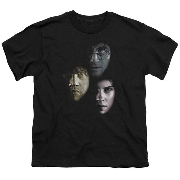 Harry Potter Hero Heads Short Sleeve Youth T-Shirt