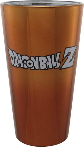 Dragon Ball Z Kame Symbol Pint Glass