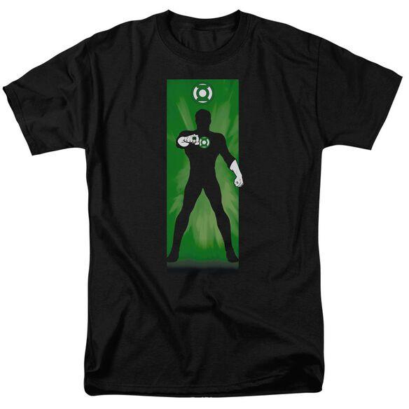 Dc Green Lantern Block Short Sleeve Adult T-Shirt