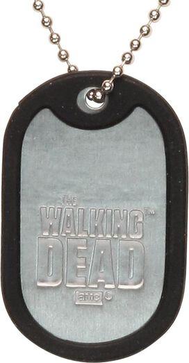 Walking Dead Keep Calm Call Daryl Dog Tag