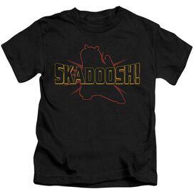 Kung Fu Panda Skadoosh Short Sleeve Juvenile T-Shirt