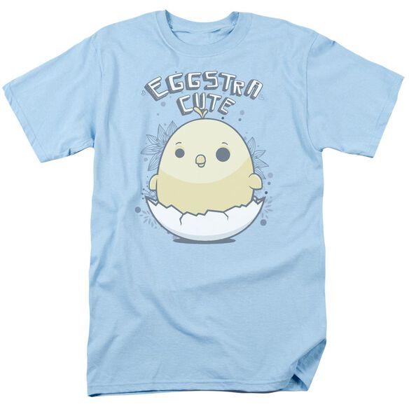 Eggstra Cute Short Sleeve Adult Light T-Shirt