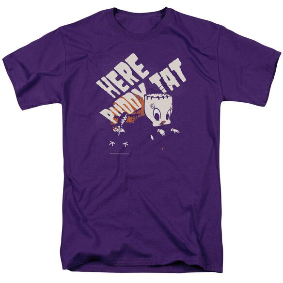 Looney Tunes Franken Tweety Short Sleeve Adult T-Shirt