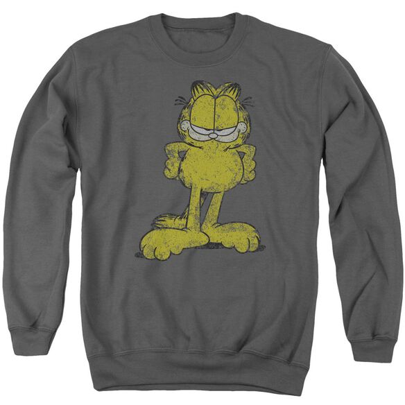 Garfield Big Ol' Cat Adult Crewneck Sweatshirt
