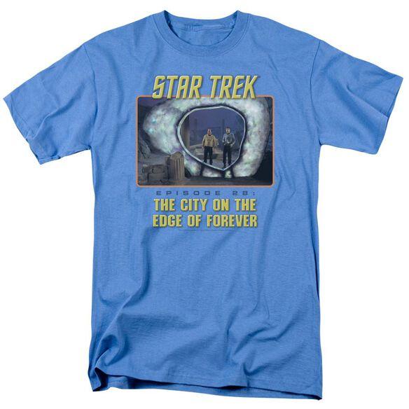 St Original Edge Of Forever Short Sleeve Adult Carolina T-Shirt