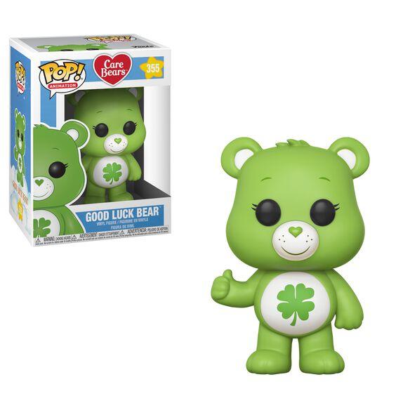 Funko Pop!: Care Bears - Good Luck Bear