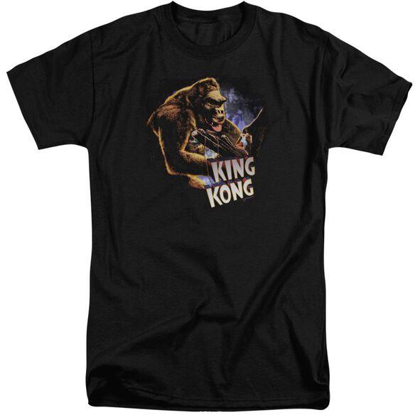 King Kong Kong And Ann Short Sleeve Adult Tall T-Shirt