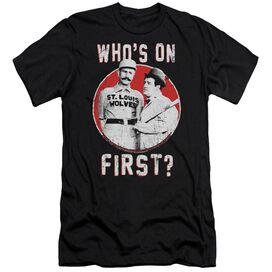 Abbott & Costello First Hbo Short Sleeve Adult T-Shirt